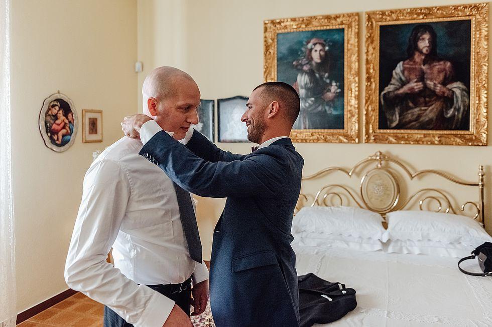 Matrimonio autunnale a Stintino - Spiagg