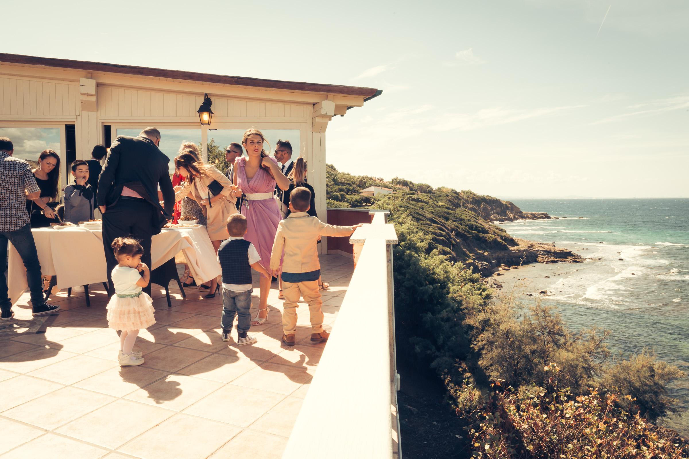 foto matrimonio Castelsardo