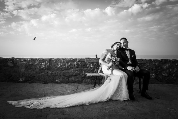 wedding photographer Castelsardo