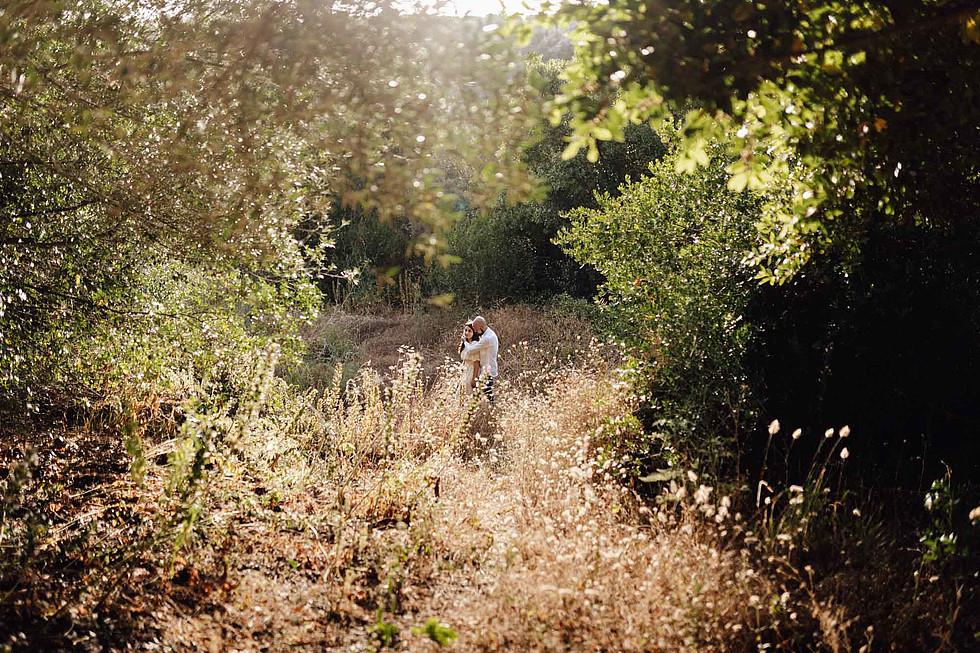Foto di coppia in Sardegna _ Prematrimoniale romantico nel verde_38.jpg