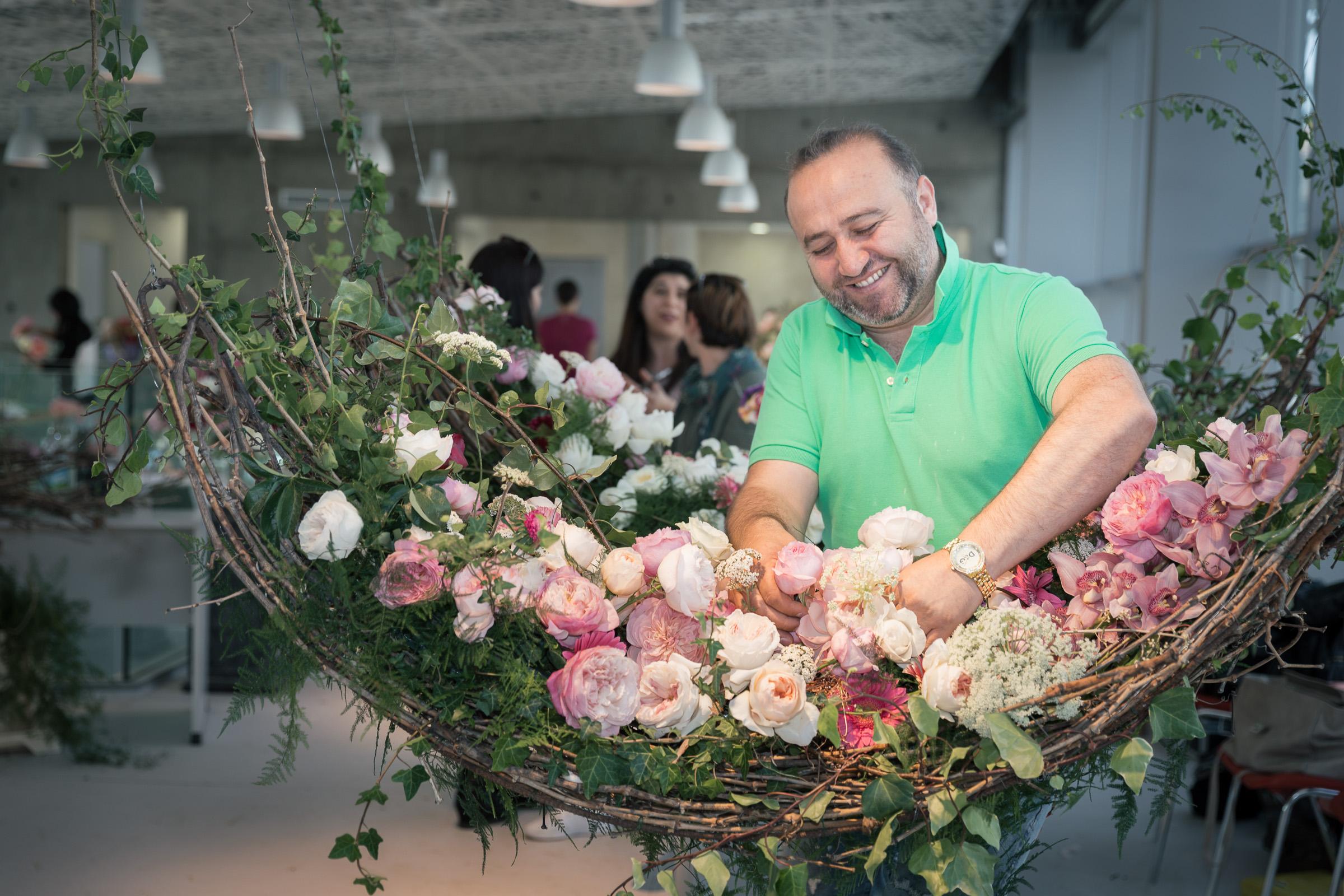 Araik Galstyan-Floreal Demostration