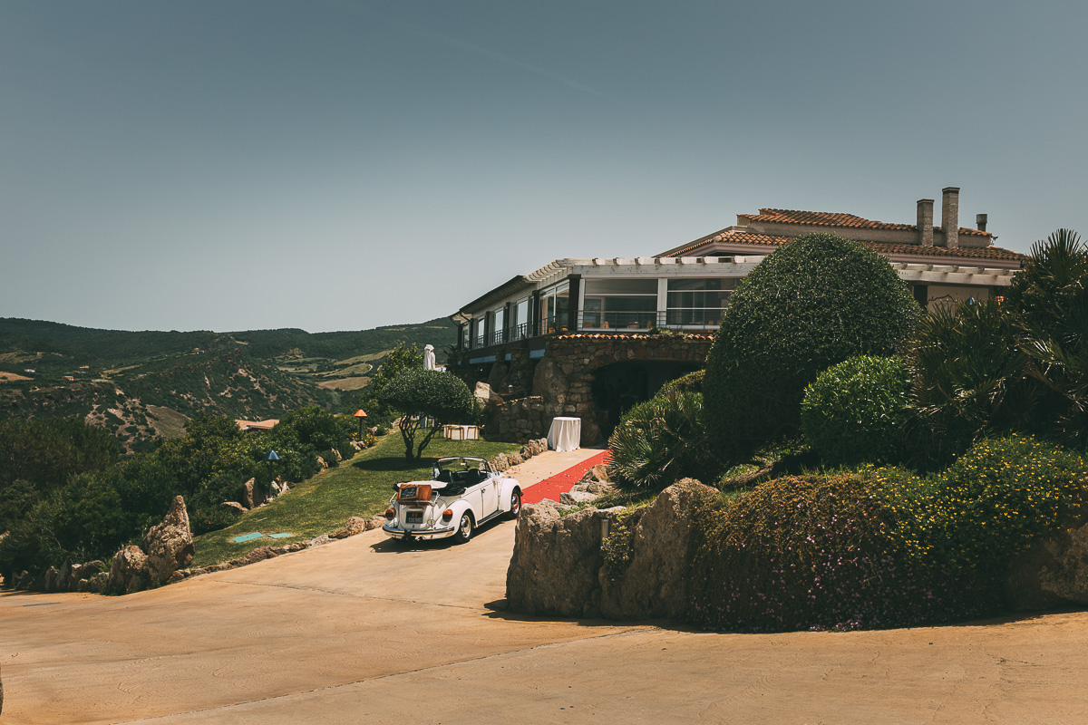 Destination wedding Castelsardo