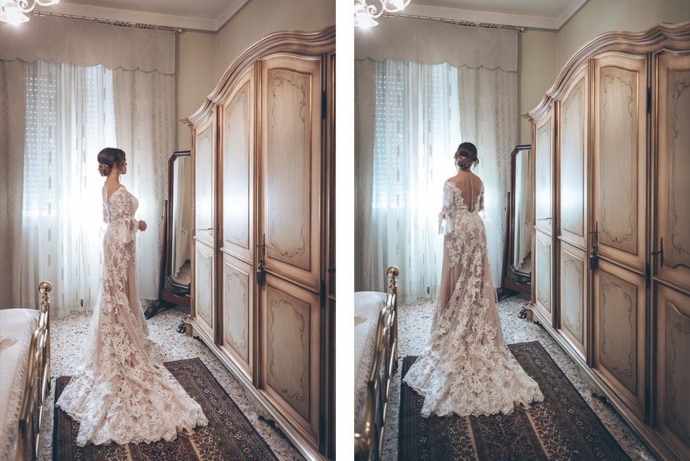 fotografo matrimonio Autunnale