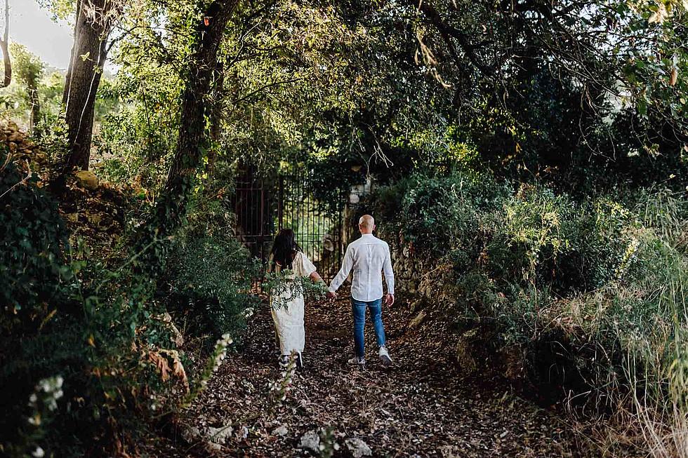 Foto di coppia in Sardegna _ Prematrimoniale romantico nel verde_45.jpg