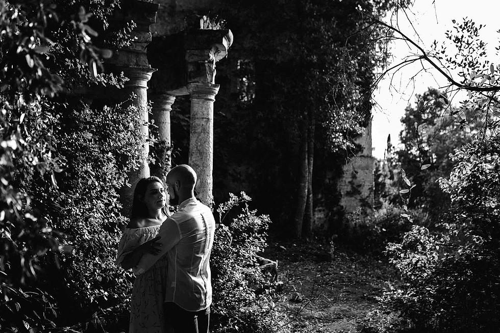 Foto di coppia in Sardegna _ Prematrimoniale romantico nel verde_13.jpg