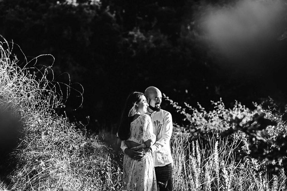 Foto di coppia in Sardegna _ Prematrimoniale romantico nel verde_43.jpg