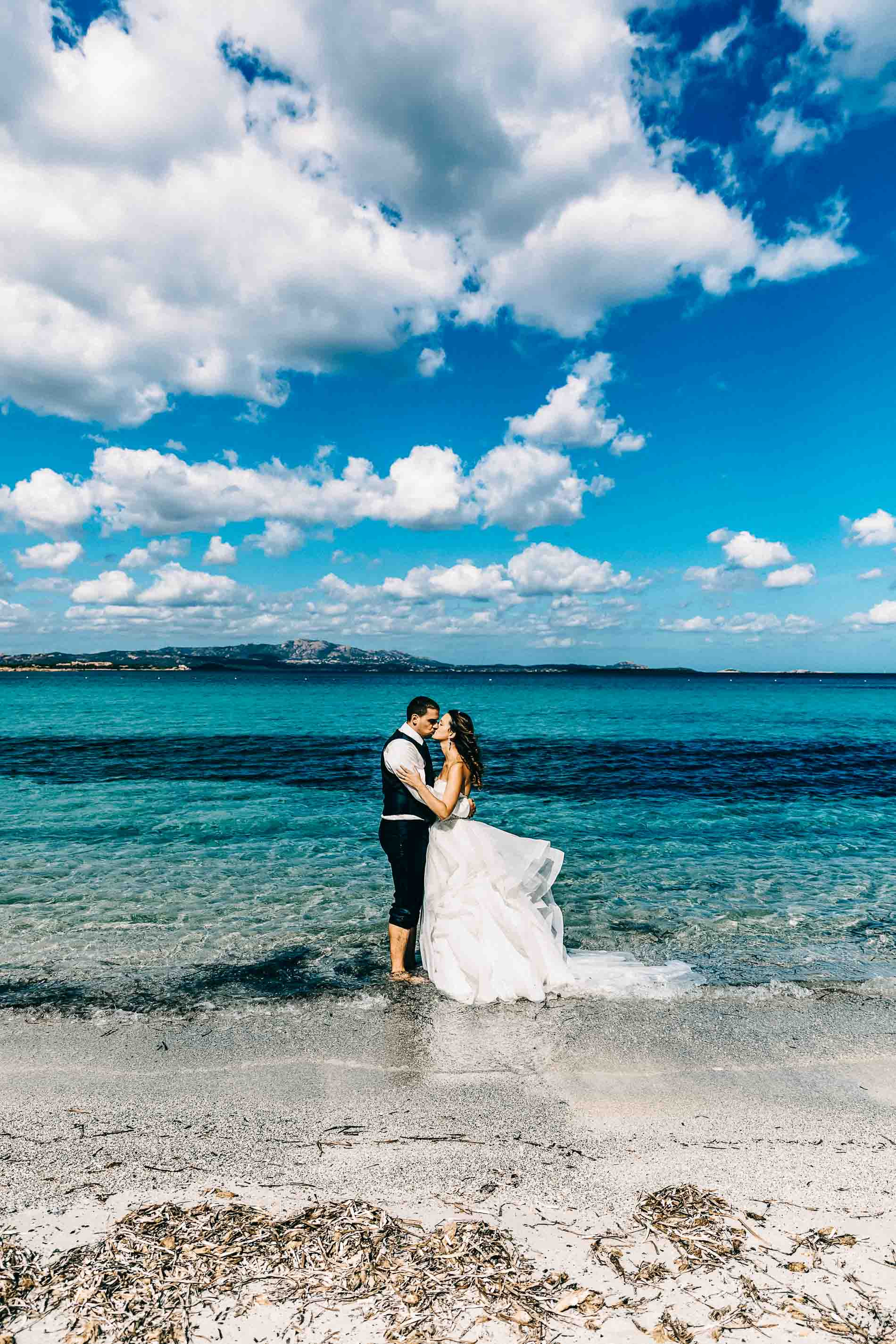trash the dress wedding sardinia