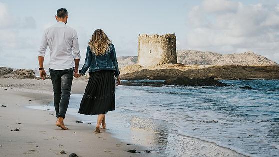 prematrimoniale a Stintino, Spiaggia la