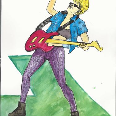 Guitar Turf