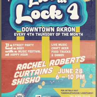 Lock 4 poster design 2
