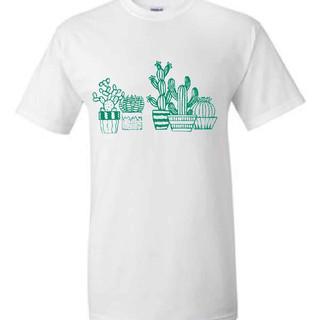 Cactus T-shirt Design