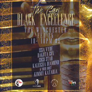 The Gag: Black Excellence
