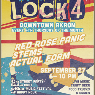 Lock 4 poster