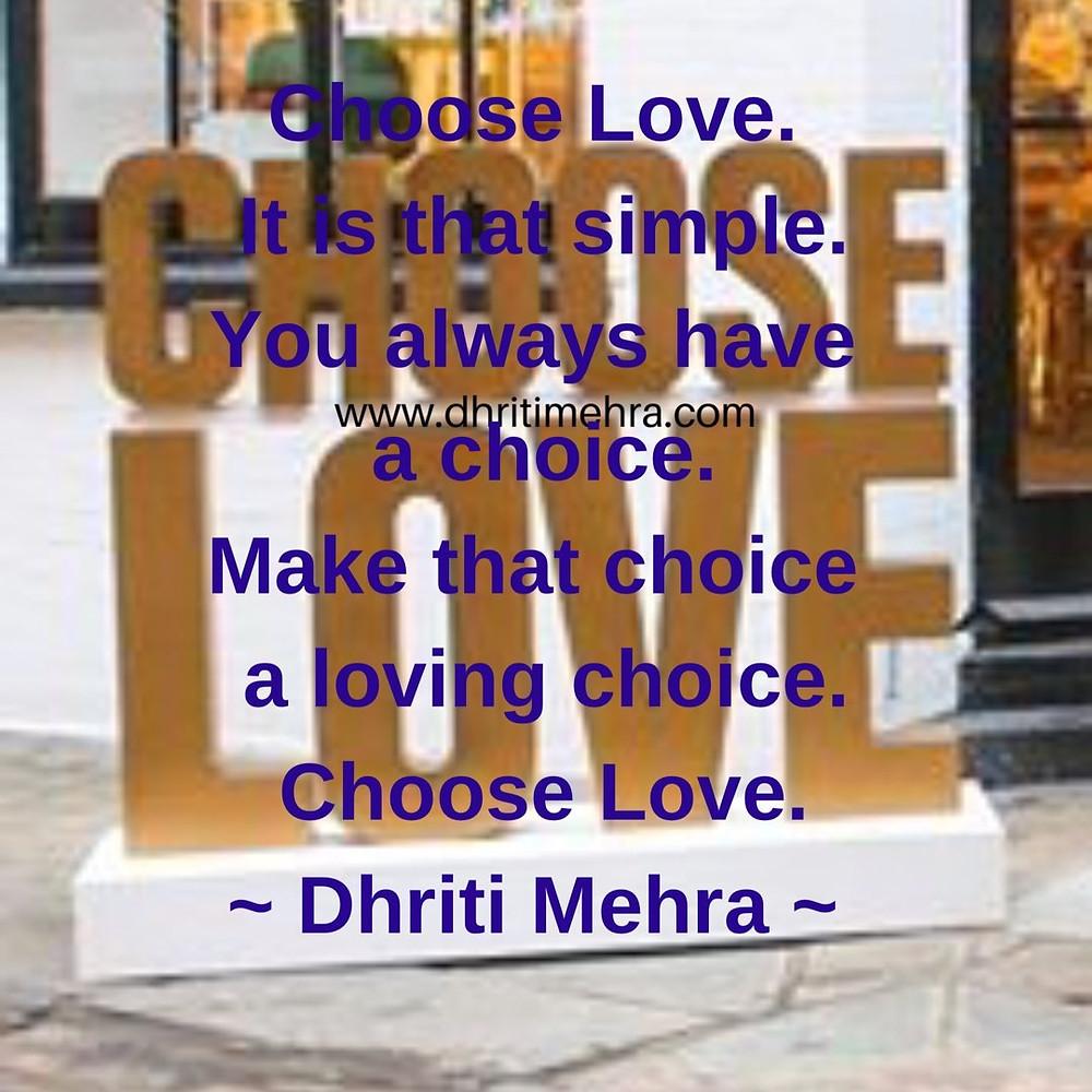 Dhriti Mehra Authenticity Intuitive