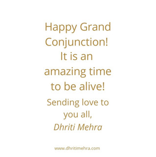 Happy Grand Conjunction!