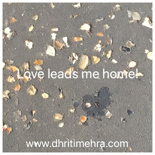 Love leads me home