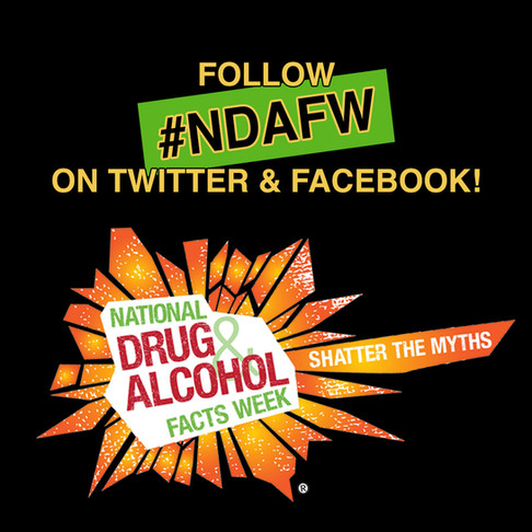 National Drug and Alcohol Fact Week: January 22nd - 27th, 2019