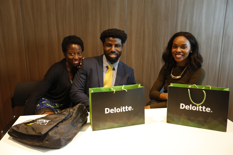 Corporate Visit: Deloitte Ng