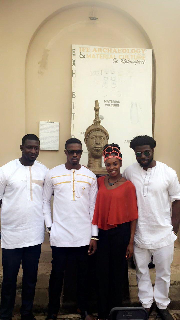 Trip to Yorubaland (Ife): Ooni
