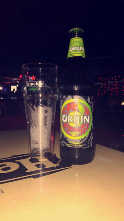 Beer of the Land: Origin