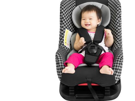 美國兒科學會 最新聲明:兒童 car seat 要背向車頭