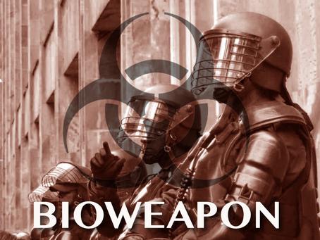 天花 若變生化武器 可治癒?