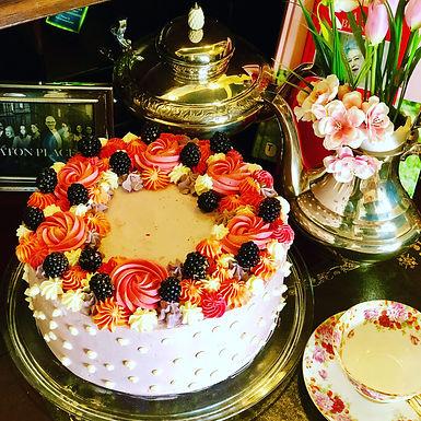 Fruit Layer Cake