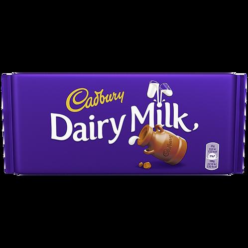 Cadbury Dairy Milk Fairtrade Chocolate 200g