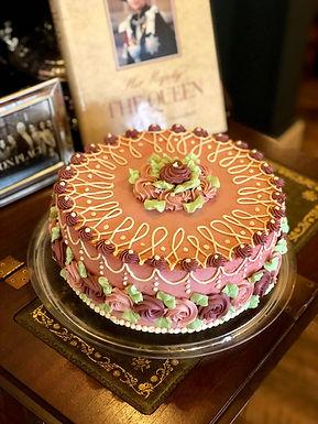 Rum Sponge Cake