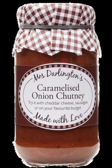 Mrs Darlingtons Caramelised Onion Chutney 312g