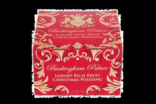 Buckingham Palace Christmas Pudding