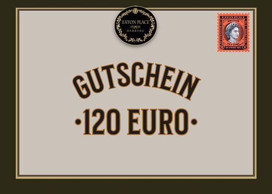 Gutschein 120€