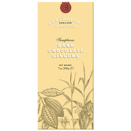 Dark Chocolate Ginger