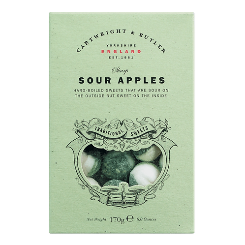 Sour Apple Sweets