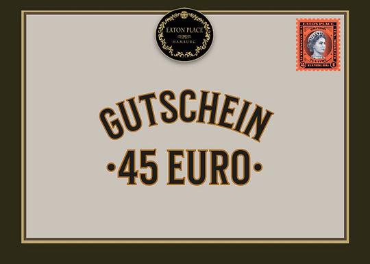Gutschein 45€