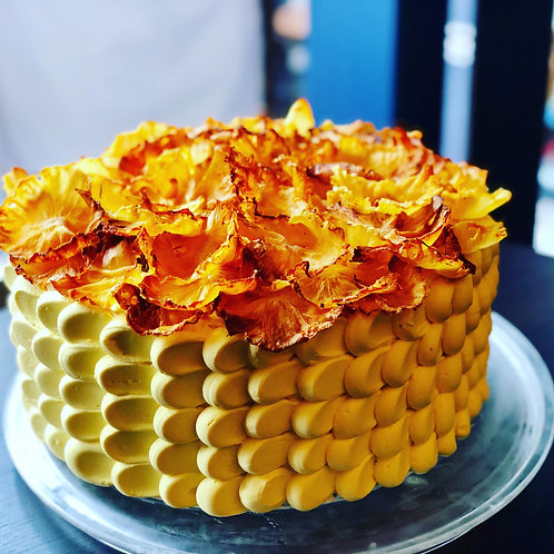 Ananas Sponge Cake