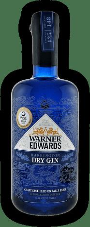 Dry Gin Warner Ewards