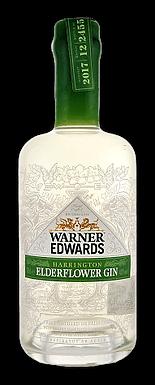 Elderflower Gin Warner Edwards