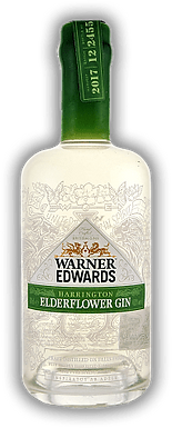 Elderflower Gin Warner Edwards