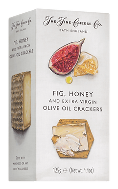 Fig, Honey & Extra Virgin Olive Oil Crackers