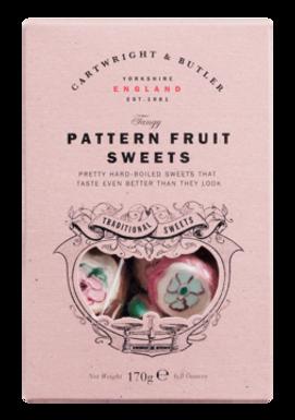 Pattern Fruit Sweets