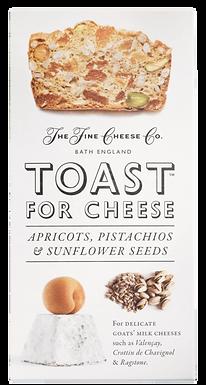 Toast for Cheese mit Pistazie