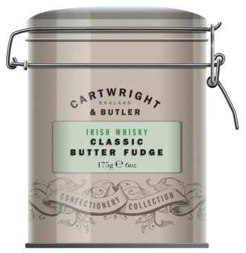 Whisky Butter Fudge