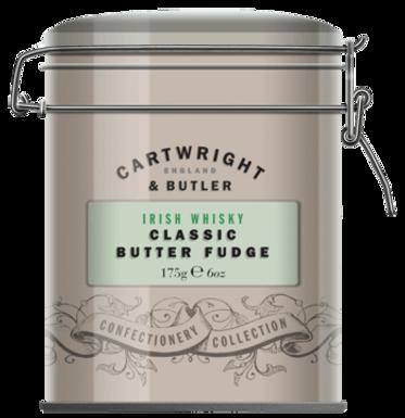 Whisky Butter Fudge