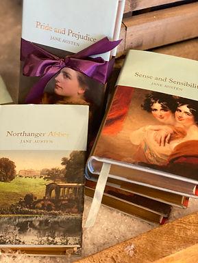 12. August 2021 Ein Abend mit Jane Austen 18 Uhr