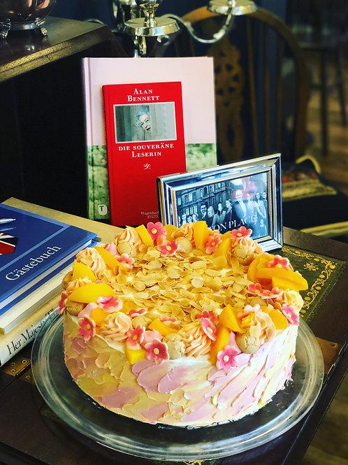 Mandel-Orangen Cake