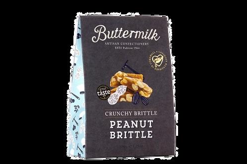 Crunchy Brittle Peanut Brittle