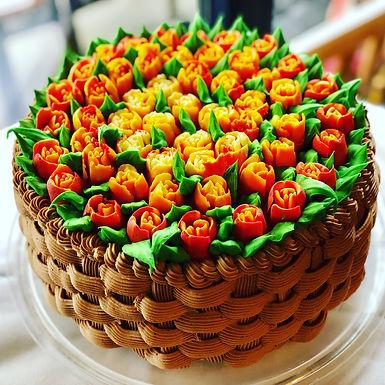 Kokos Sponge Cake