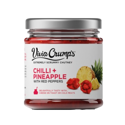 Red Chilli & Pineapple with Roasted Pepper