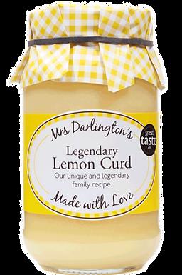 Mrs Darlingtons Legendary Lemon Curd 320g